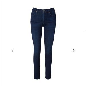 Citizen of Humanity high rise Rocket jeans